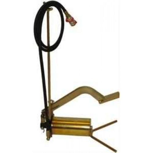 WALLMEK - Pompa hydrauliczna nożna 700 Bar komplet