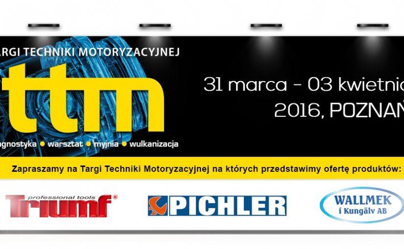 Targi Techniki Motoryzacyjnej – Poznań